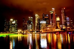 singapore cityscapes