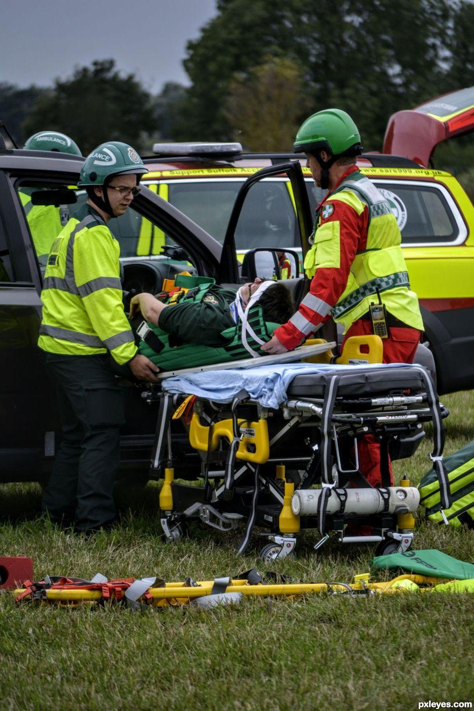 GOOD- Ambulance Crew