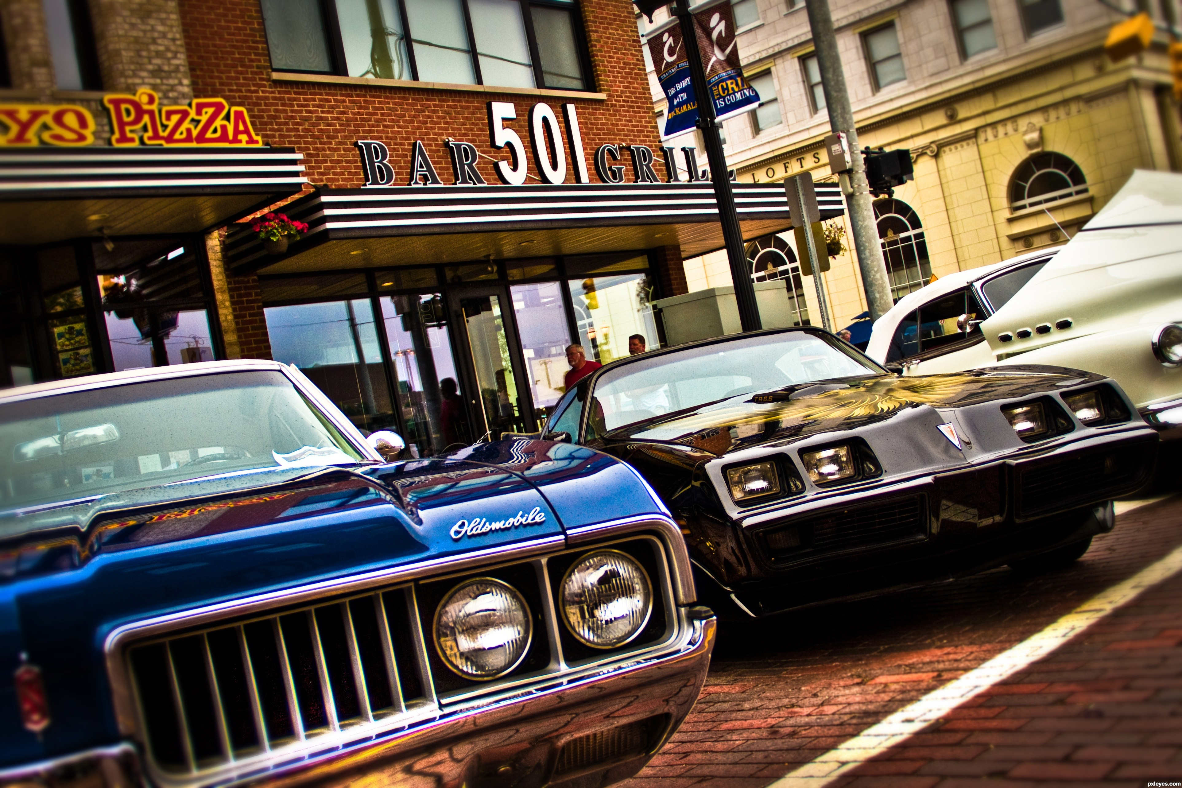 Old Classics picture, by locksmagic for: HDR only photography ...