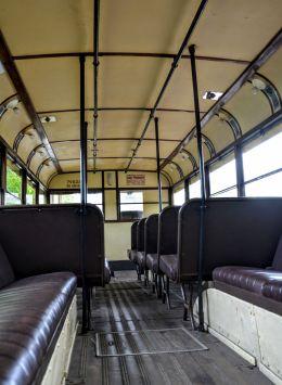 Trolleybus Interior