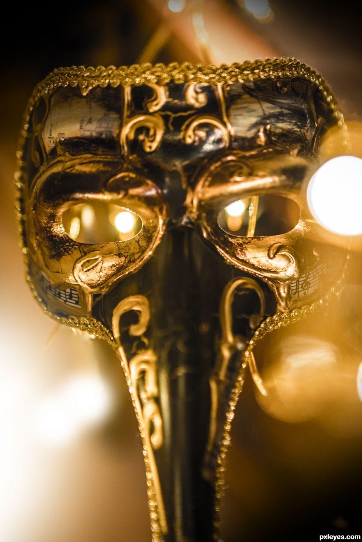 Mask carnivale