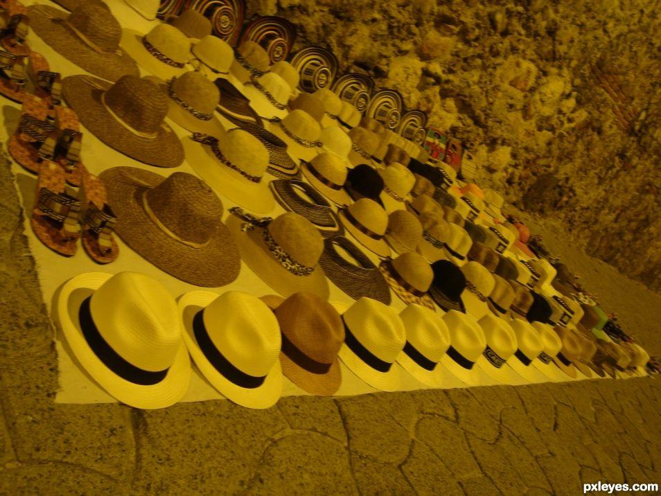Hats market
