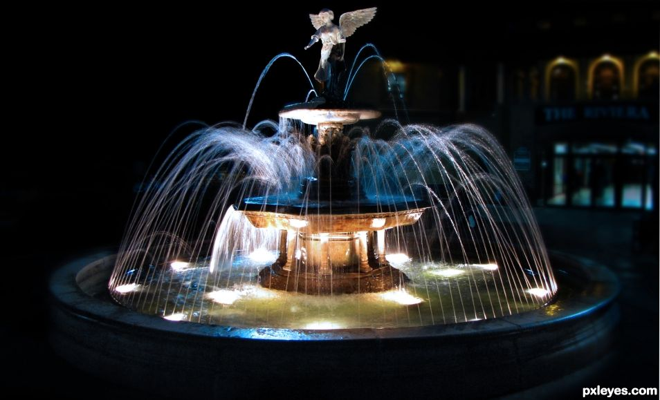 The Fountain @ LAKE GENEVA, WI