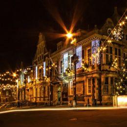 Christmasatthetownhall
