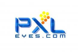 pxleyes logo Picture