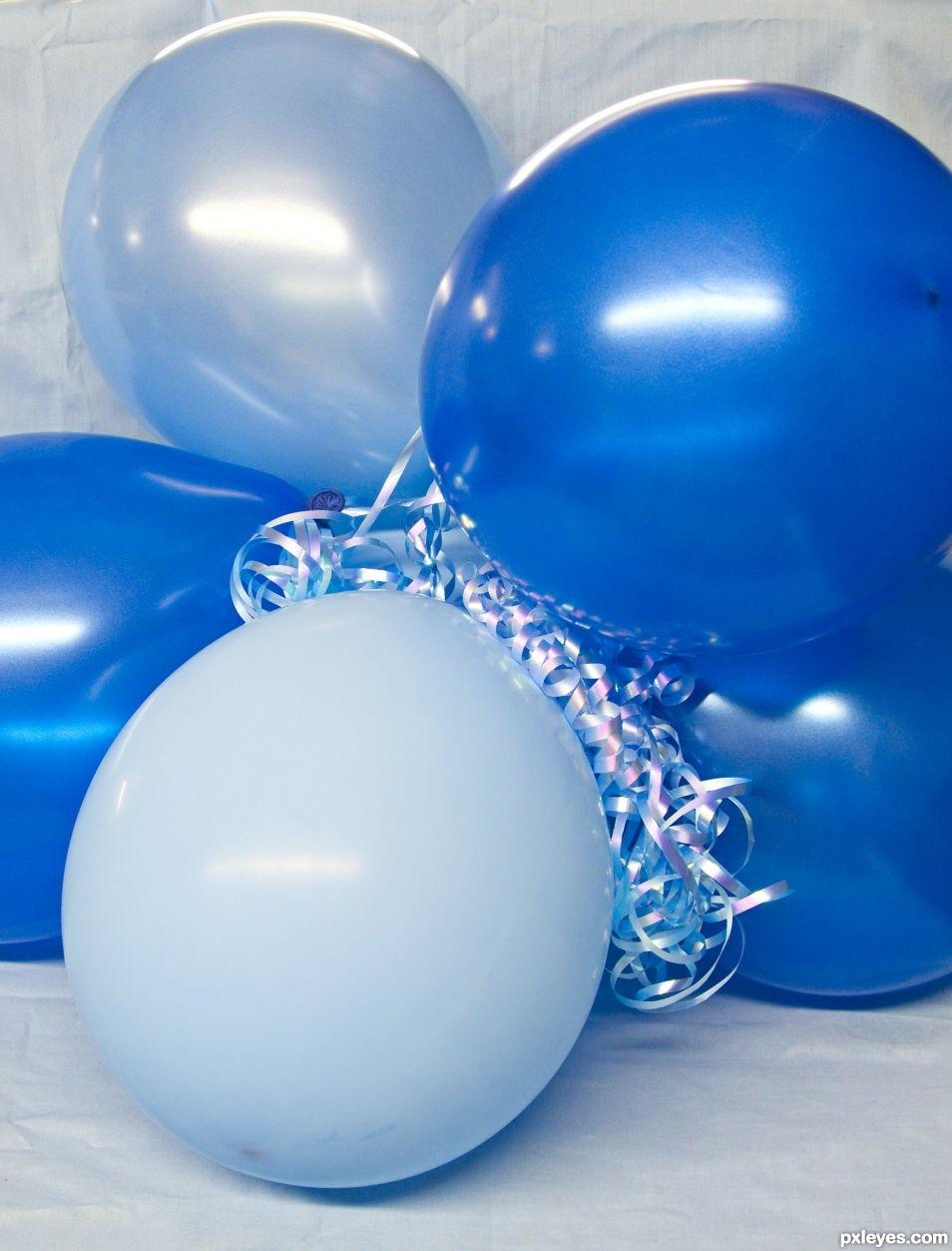 Nothing Else Like Balloons