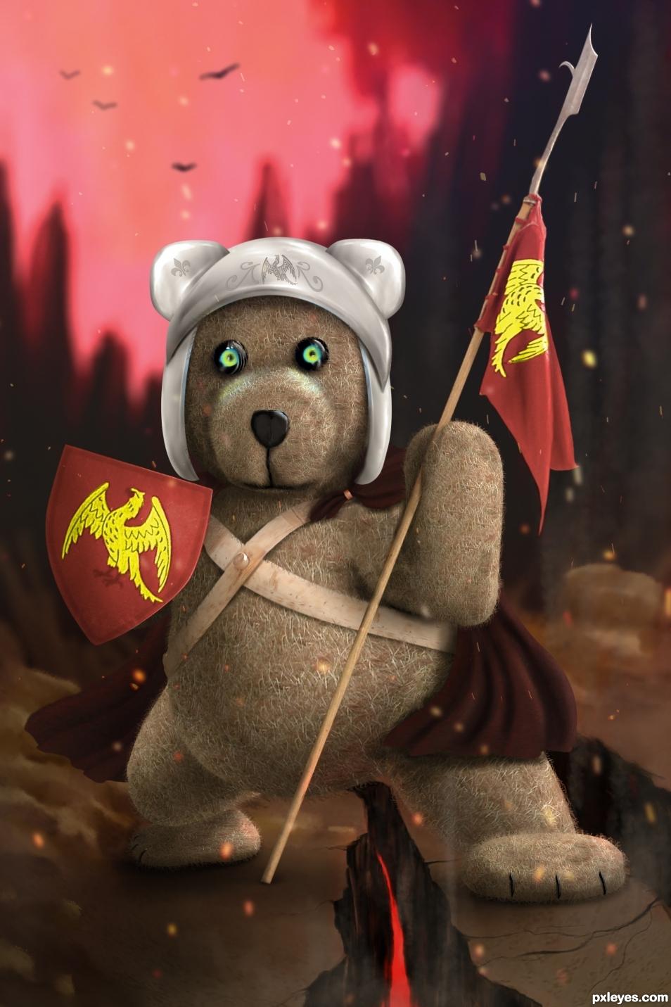 Bear...Teddy Bear