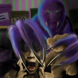 PurpleHairMonster