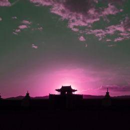 MongolianSilhouette