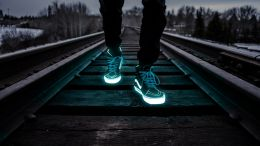 Glowing Steps