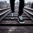 Train tracks photoshop contest