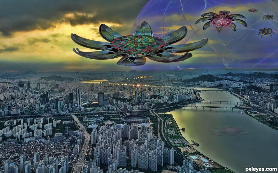 Invading Seoul
