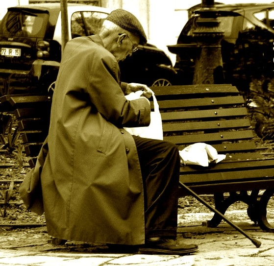 Nobody ever stopped him in the street to say, with gladsome looks, My dear Scrooge, how are you? W