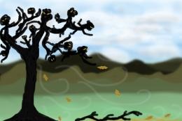 Fallen Family Tree