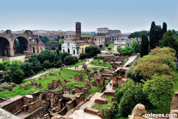 Roman Foro
