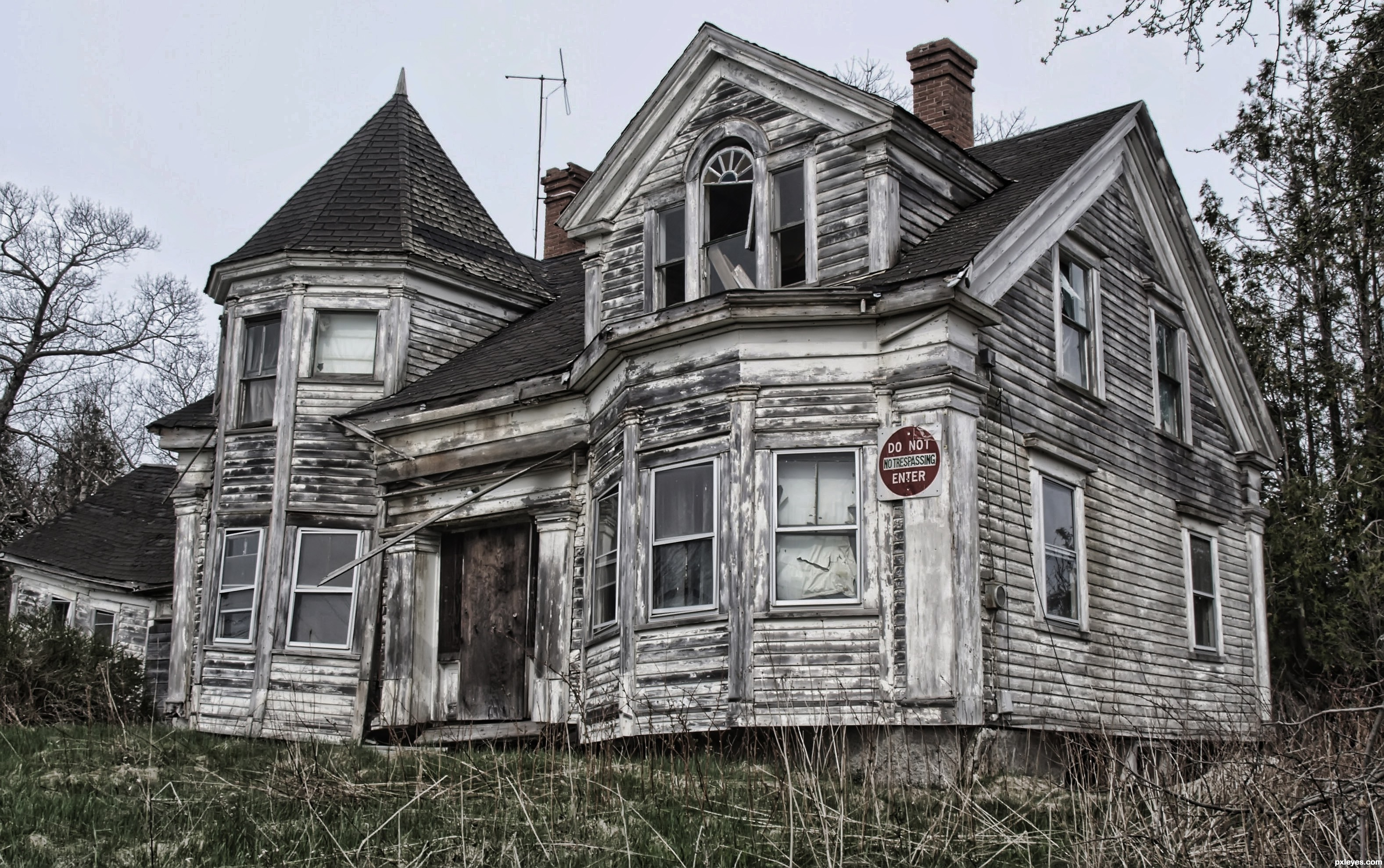 Abandoned Buildings Photography Contest 14726 Pictures
