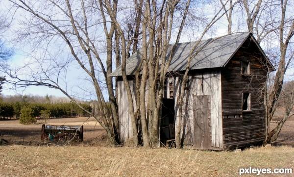 Sad Little House