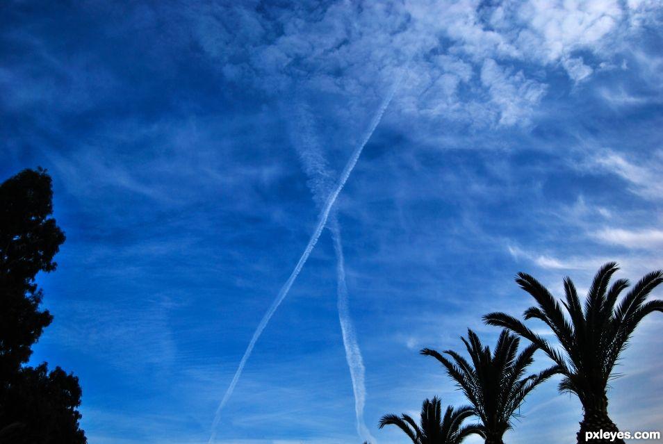 """sky """"X"""""""