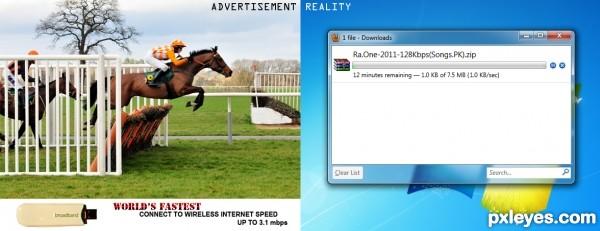 Broadband Reality