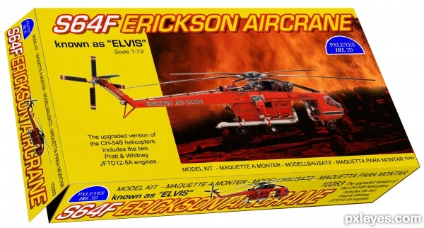 AirCrane Model-Kit