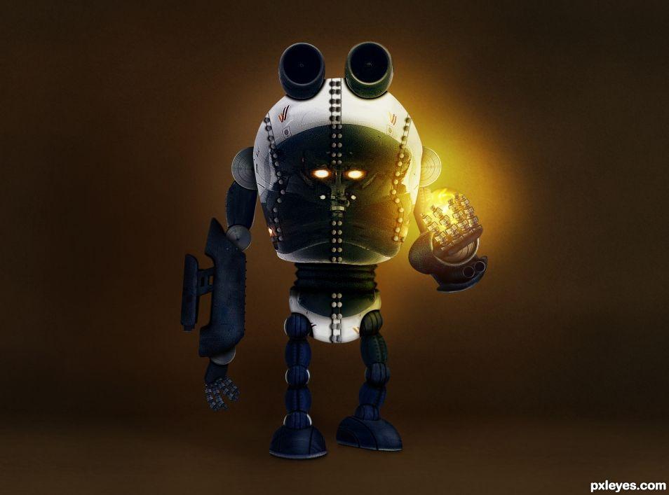 Robot W