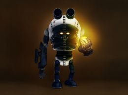 Robot W Picture