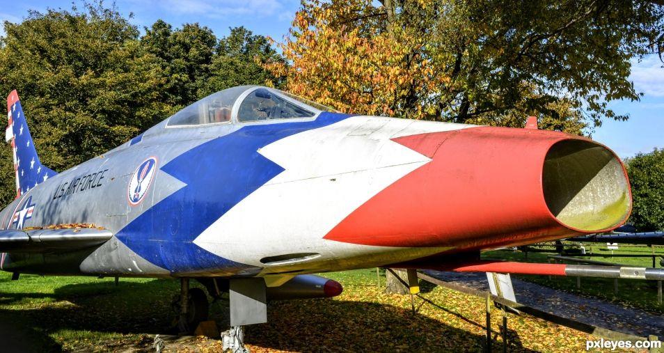 Retired Jet