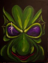 Chubby Green Folk
