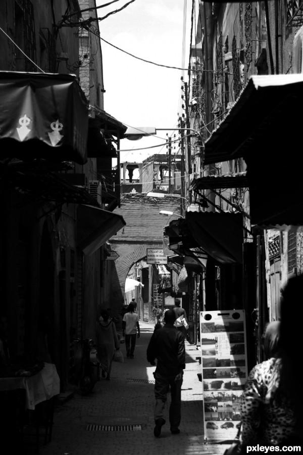 Arabian Alley
