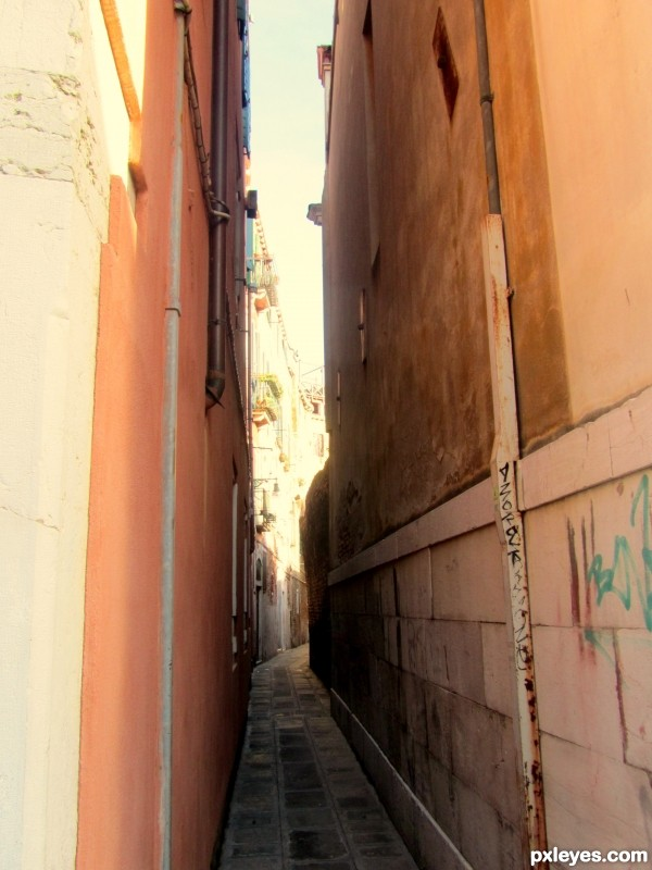 City of Alleys