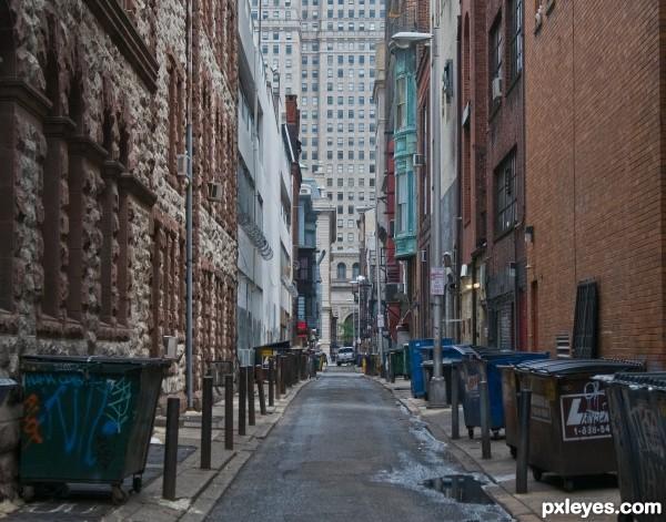 Downtown USA