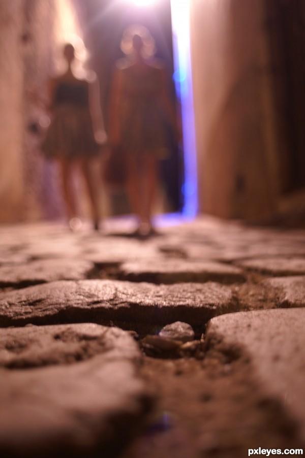 Mystery Alley Girls