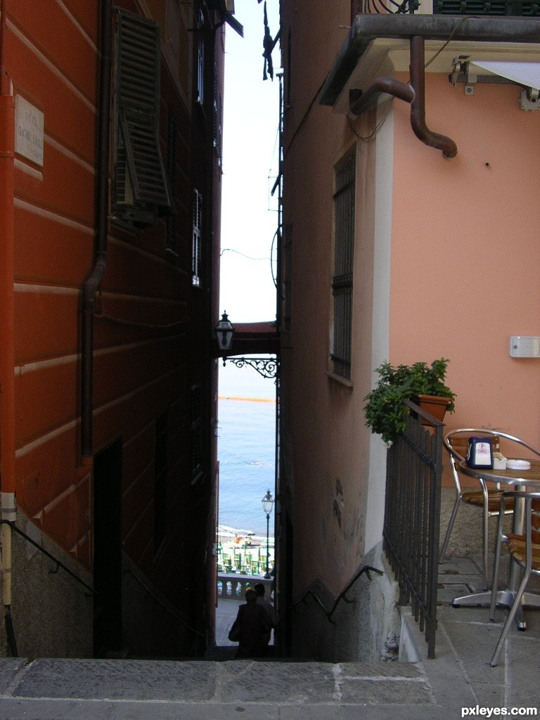 Camogli Italy  city pictures gallery : camogli italy created by lincemiope