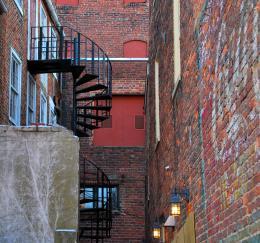 AlleyStairs