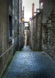 EdinburghAlleyway