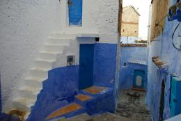 Bluealleyway