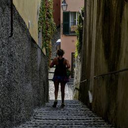 AlleywayJogging