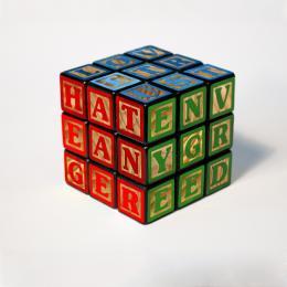 Rubix cube of life