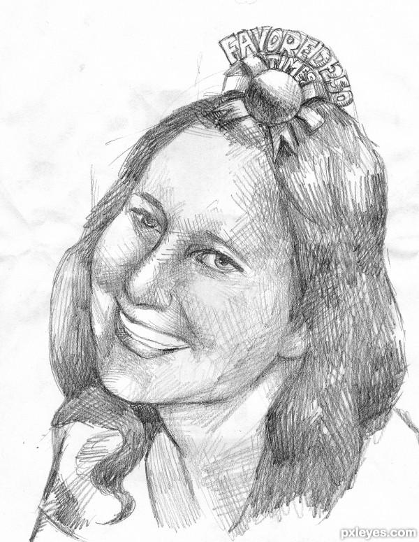 Amandas smile