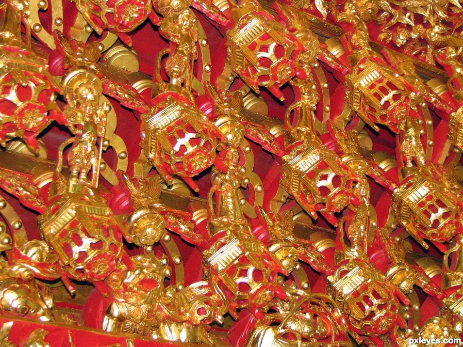 Danshui Temple, Taiwan