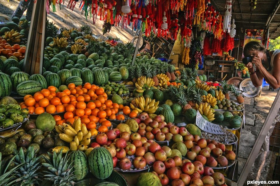 Fruity Fotographer