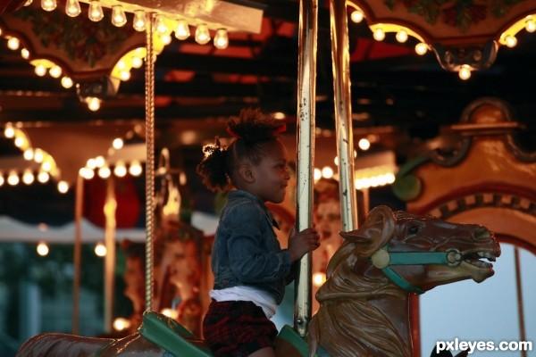 A Carousel Ride