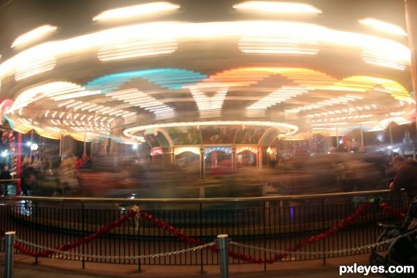 Spinning Round