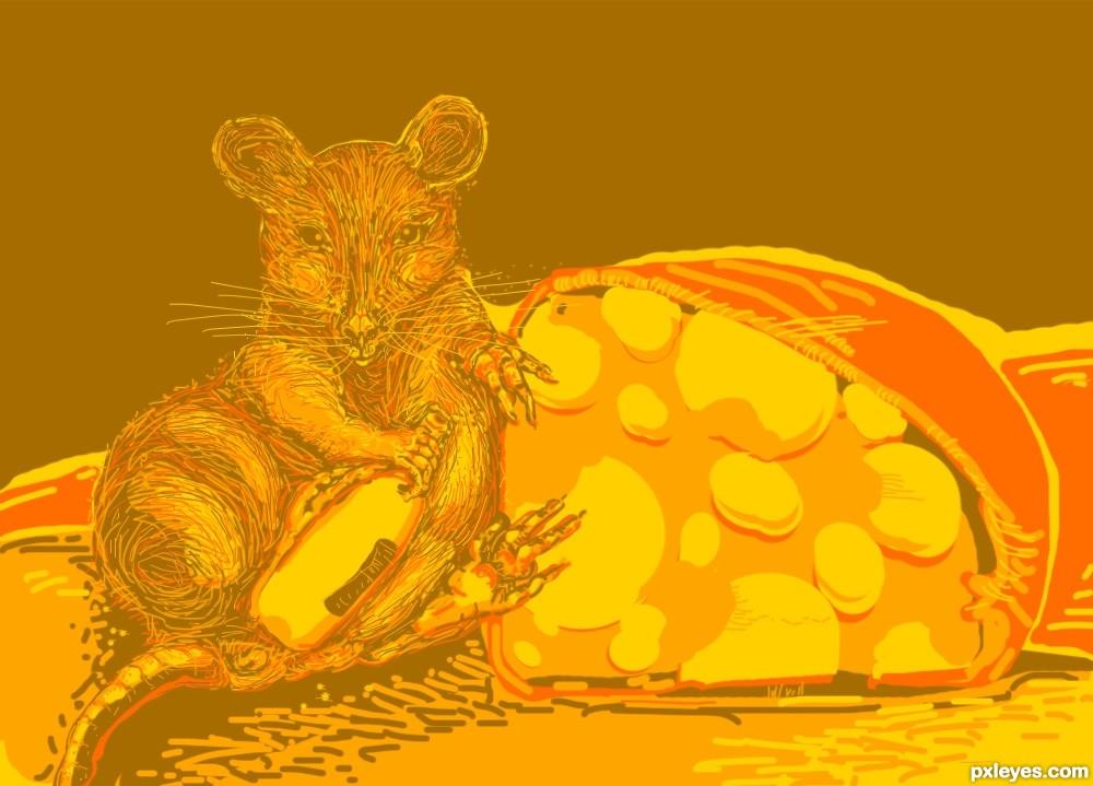 A Fat Rats Life