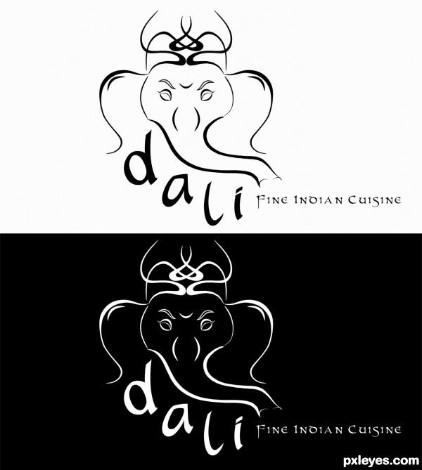 tribal elephant god