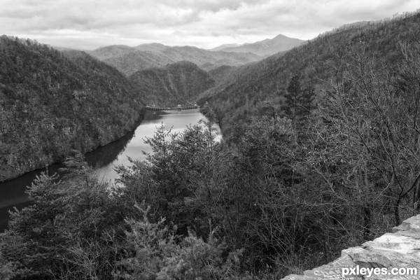 Tennessee Dam