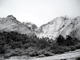 Tengboche in the Snow Picture