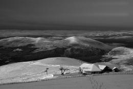 Cairngorm Mountain in Winter