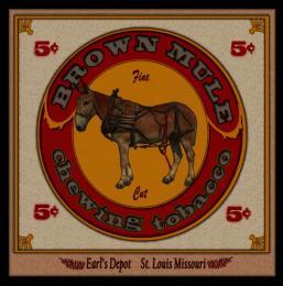 Brown Mule Tobacco