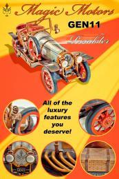 GEN11 Roadster